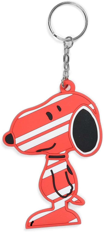 Department 56 Peanuts Candy Hunde-Schlüsselanhänger, 8,3 cm B00IF3S876 | | | Die Farbe ist sehr auffällig  1460b5