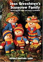 This Jean Greenhowe Scarecrow Family booklet instructs you how to knit a range of dolls and a pushchair over 19 pages, complete with colourful illustrations throughout. Each character can be made using double knitting wool and good quality, washable ...
