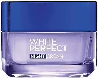 L'Oréal Paris White Perfect Night Cream Whitening & Even Tone 50 Ml, Pack Of 1