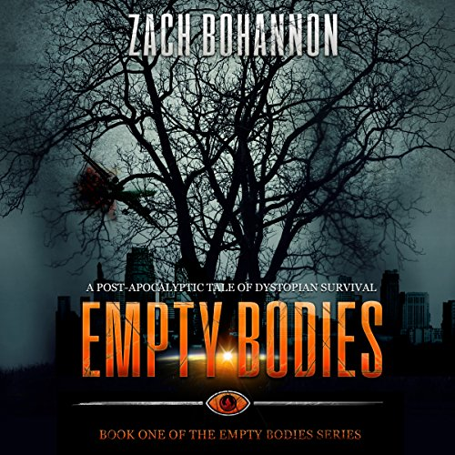 Empty Bodies audiobook cover art