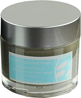 Alaska Glacial Facial Purifying Mineral Mud Anti-Aging Mask with Pure Organic Nutrient Rich Glacial Clay For All Skin Type...