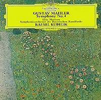 Mahler: Symphony No. 4 by Rafael Kubelik (2014-03-26)