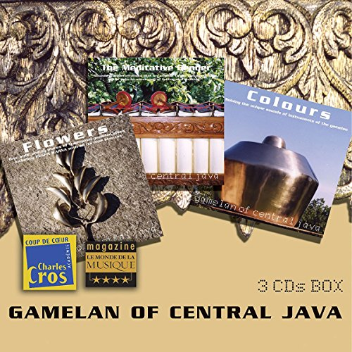 Gamelan-Musik aus Zentral-Java