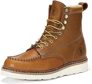 چکمه های راحتی مردانه ROCKROOSTER کفش های بدون لغزش ، مقاوم در برابر روغن ، Poron XRD ، Coolmax ، ASTM F2892-18 EH ، ضد خستگی