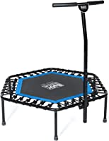 Body Sculpture Trampoline with Handle - 127x119x151 cm