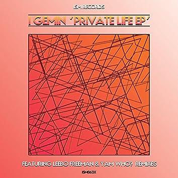 Private Life EP