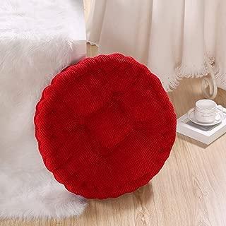 round seat pillows