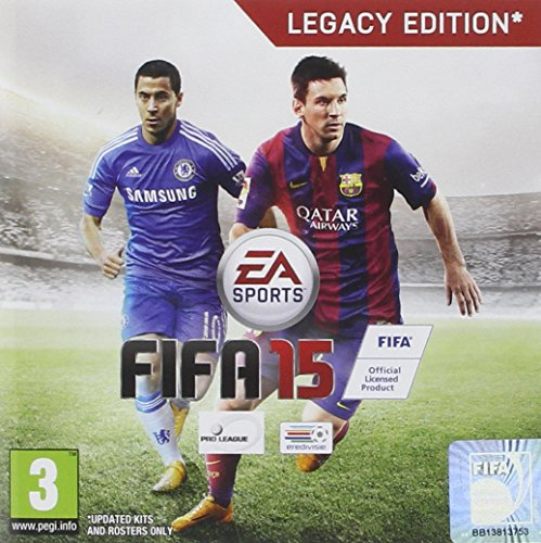 Electronic Arts FIFA 15 Legacy Edition, Nintendo 3DS Nintendo 3DS videogioco