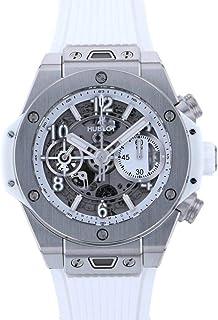ウブロ HUBLOT ビッグバン ウニコ チタニウム ホワイト 441.NE.2010.RW 新品 腕時計 メンズ (W186759) [並行輸入品]