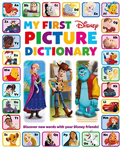 Disney My First Picture Dictionary (Picture Dictionary Disney)