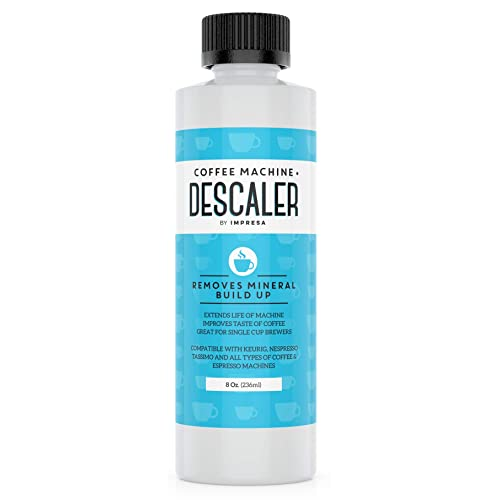 Descaler (2 Uses Per Bottle) - Made in the USA - Universal Descaling Solution