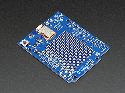 Adafruit Bluefruit LE Shield - Bluetooth LE for Arduino