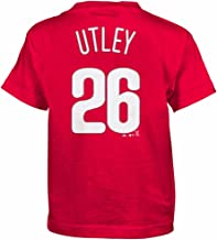phillies utley shirt