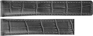 TAG Heuer Carrera 19mm Gray Crocodile Strap FC6336