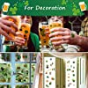 St Patricks Day Tattoos,16 Unique Sheets, 140 Pcs St Patricks Day Stickers, St. patrick's Day Temporary Tattoos Shamrock, Amazing Irish St Patricks Day Decorations Party Favors, A HIT for Your event! #4