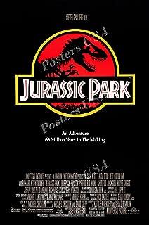 Posters USA - Jurassic Park Original Movie Poster Glossy Finish - MOV461 (24