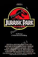 new jurassic park poster