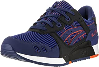 ASICS Men's Gel-Lyte Iii Classic Red/Ankle-High Leather Running Shoe