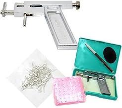 Bhuby فولاد گوش آسیاب سوراخ کردن اسلحه با 100 مجموعه ستاره فولاد عرضه