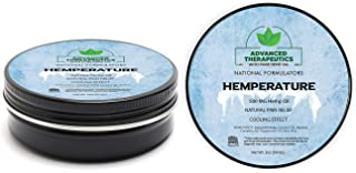 500MG HEMP OIL for Pain Relief Cream for FAST KNEE PAIN RELIEF. PAIN CREAM Joint Pain Cream Freezes Neck, Knee, Joint and Back Pain FAST. Hemp Pain Relief Cream Provides Shoulder Pain Relief (2 Ounce)