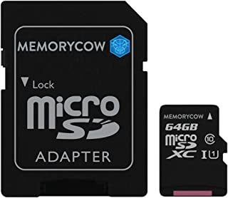 Kingston 64GB microSD XC geheugenkaart voor Huawei P8 Lite SmartPhone