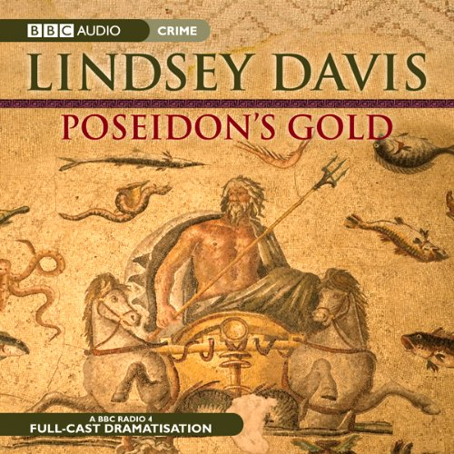 Poseidon's Gold (Dramatised) audiobook cover art