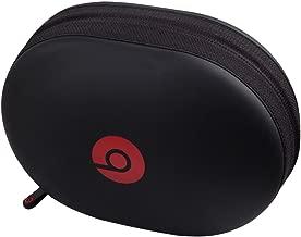 Zee's Music 443353 Matte Zipper Earphones Carrying Case for Beats Monster by Dr. Dre Studio, Studio Wireless, Studio 2.0, Solo Wireless, Solo, Solo HD Over-Ear Headphone Replacement Case Pouch Bag Box