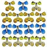 YG_Oline 15 Pack Magic Butterflies, Surprise Flying Butterfly Wind up Butterflies Magic Flying...