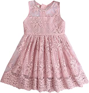 Christmas Merry Wishes 2020 New Baby Girls Lace Dress Flower Dresses Wedding Pageant Dresses Baptism Christening Tutu Gown...