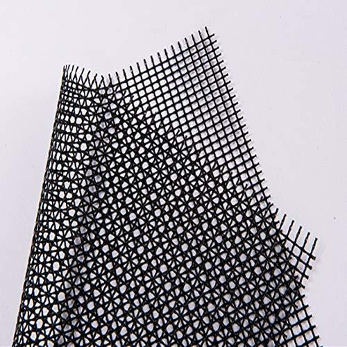61SycDS6kNL - DFSDG Nicht-Stick-Gitter-Form BBQ-Matte Kochen Grillblech-Liner-Fisch-Gemüse-Raucher-Grillmatten Grillzubehör Werkzeuge (Size : 36x42x0.085CM)