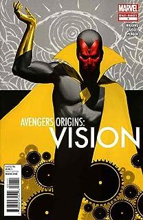 Avengers Origins: Vision #1 VF/NM ; Marvel comic book