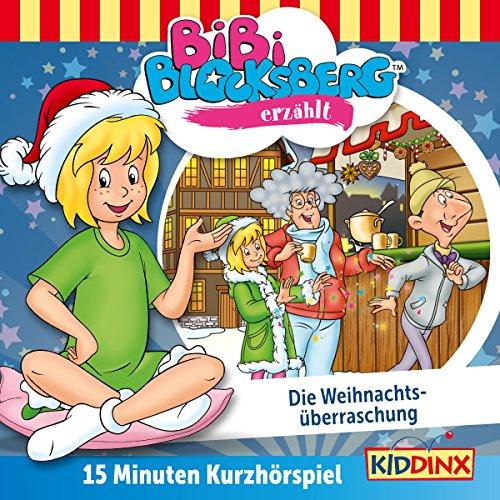 Die Weihnachtsüberraschung Titelbild