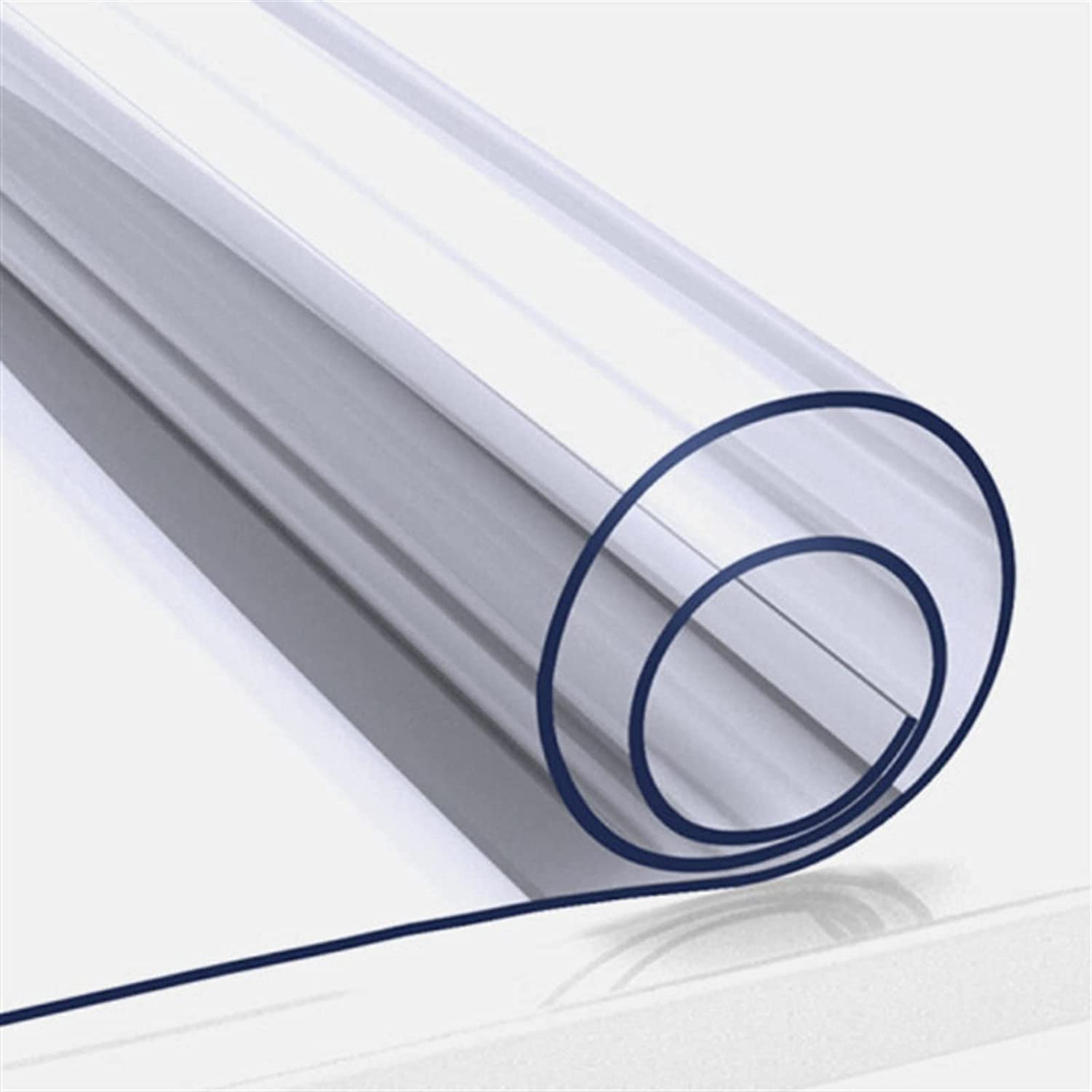 APYMYHW 1.0mm Selling rankings 2021 spring and summer new Waterproof PVC Cloth Cover Transparent Table
