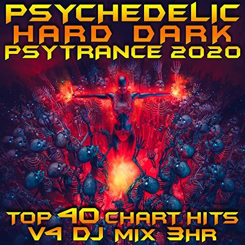 Psychedelic Hard Dark Psy Trance 2020 Top 40 Chart Hits, Vol. 4 DJ Mix 3Hr