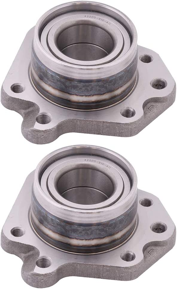 Memphis Mall CTCAUTO Set of 2 Wheel Hub Assembly 97- Left Sales results No. 1 Rear 512166 for fit