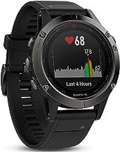 Garmin Fenix 5- Reloj multideporte, con GPS y medidor de