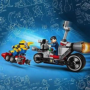 Amazon.co.jp - レゴ ミニオンズ ミニオンのバイクチェイス 75549