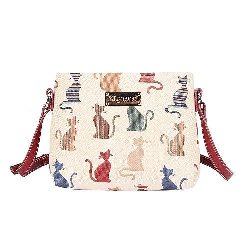 57ac5aee53a Cat Handbag: Amazon.com