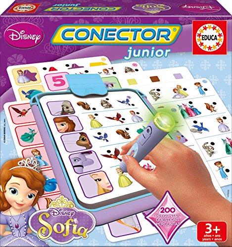 Educa Juegos - Princesa Sofía Conector Junior, Juguete electrónico (16135)