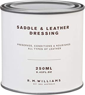 RM Williams Men's Saddle And Leather Dressing