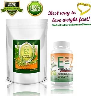 E-Z Weight Loss Detox Tea, E-Z Diet Pills, Appetite Suppressant, Fast Weight Loss