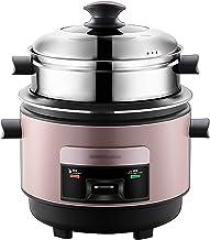 Rijstkoker (5L) Multifunctionele mechanische rijstkoker, stomen en koken voor twee doeleinden, intelligente warmtebehoud, ...