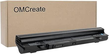 OMCreate Battery Compatible with Asus U56 U56E U46 U46E U46J U46JC U46S U56J U56JC U56S U56SV,fits P/N A42-U46 A32-U46 A41-U46-12 Months Warranty [Li-ion 8-Cell]