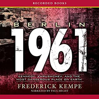 Berlin 1961 audiobook cover art