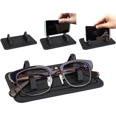 Chytaii Kfz Handy Halterung Anti Rutsch Pad Auto Magic Anti Slip Pad Handyhalter Anti Rutsch Matte Antirutschmatte Klebematte Auto