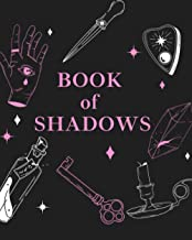 BOOK OF SHADOWS: Blank Grimoire Notebook for Spells