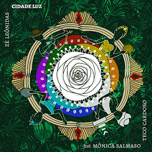 Zé Leônidas feat. モニカ・サルマーゾ & Teco Cardoso