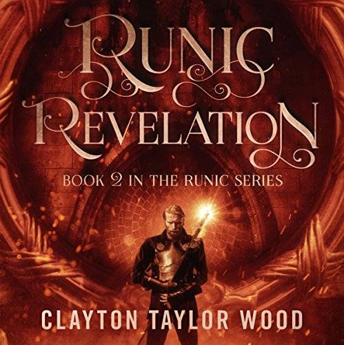 Runic Revelation audiobook cover art