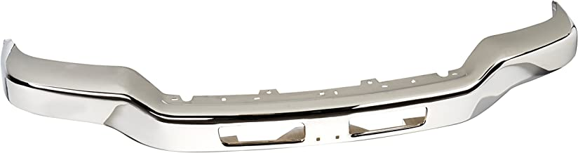 OE Replacement GMC Sierra Front Bumper Face Bar (Partslink Number GM1002418)