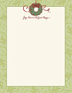 "Great Papers! All Good Things Letterhead, 80 Count, 11"" x 8.5"" (2014081)"